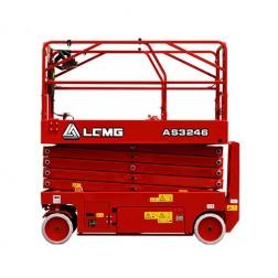 LGMG AS3246 Hydraulic Scissor Lift