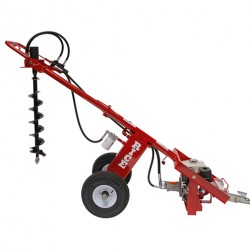 DIRTDAWG-9HON-T One Man Hydraulic Post Hole Digger by Rice Hydro
