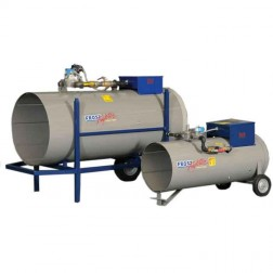 Frost Fighter DF1500 Natural Gas Direct Fired Heater