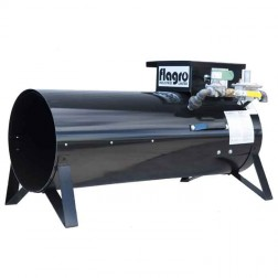 Flagro F-400T Construction Dual Fuel Heater w/B42R0.75 Regulator