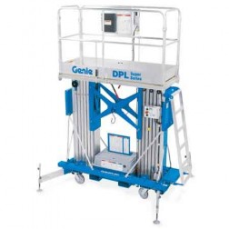 Genie DPL-25S AC 25ft Dual Personnel Lift