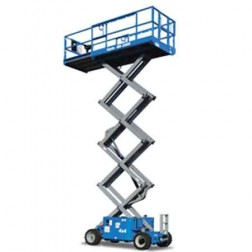 Genie GS-4069 DC Rough Terrain Scissor Lifts