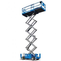 Genie GS-4069 RT Rough Terrain Scissor Lifts