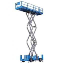 Genie GS-3384 RT Rough Terrain Scissor Lifts