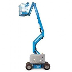 Genie Z-34/22 IC 2WD Articulating Z-Boom Lift