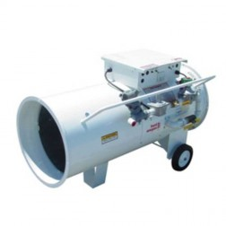 Heat Wagon 1800B 750K BTU NG/LP Duel Fuel Direct Fired Heater