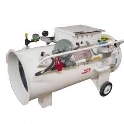 Heat Wagon 1800B 750K BTU Dual Fuel Direct Fired Heater