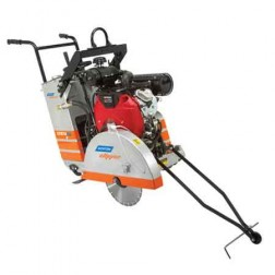"Norton Products C2016SS 16"" Blade Cap Electric Start/Standard 20HP Honda Gasoline Mid-Range Self Propelled Saw"