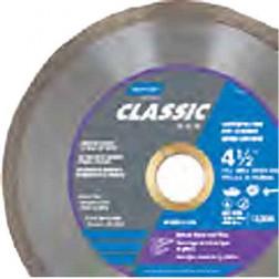"""Norton Products CON 4DT 4"""" Continuous Rim Tile Blade"""