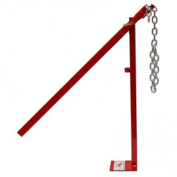 Steel Post-Puller By Rice Hydro