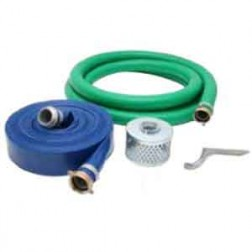 "1"" Water Pump Hose Kit by Abbott Rubber"