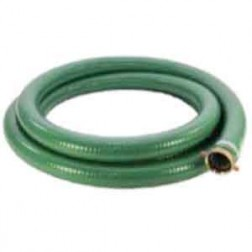 "20ft Long 1.5"" Water Suction Hose by Abbott Rubber"
