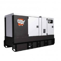 75 kW Portable Generator APTG90 by APT ON TRAILER