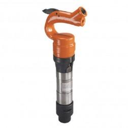 "M650 APT Chipping Hammer .680 Round Nose Bushing 2"" Stroke"