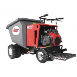 Allen 21 Cu Ft Power Buggy with Polly Bucket and Foam Filled Tires- AR21PB-F