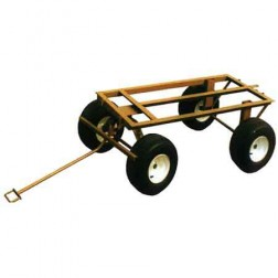 ASE 4-Wheel Trailer with Ply Wheels