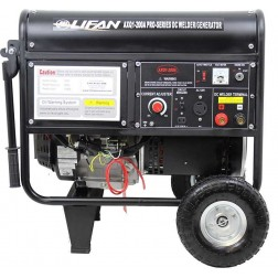 Lifan AXQ1-200a-CA Welder/Generator Combo CARB