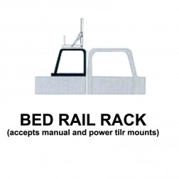 Trafcon Industries Bed Rail Rack