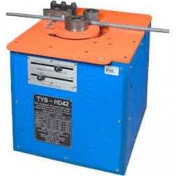 "1-5/8"" Electric Rebar Bender TYB-HD42A"