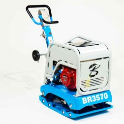 """Bartell BR3570 18"""" X 28"""" Reversible Plate Compactor"""