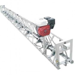 80ft Self Propelled Super Truss Screed 9HP Honda Bartell