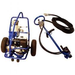 Bunyan Striker Gas SHD40 40ft Roller Screed System