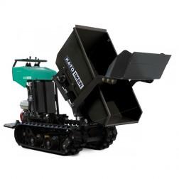 IMER Carry 105-G 8HP Honda Gas Track Transporter 5222310101HD