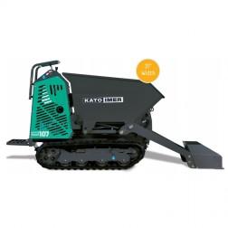 IMER Carry 107-G 11HP Honda Gas Track Transporter w/Tipping Bucket 5221110001