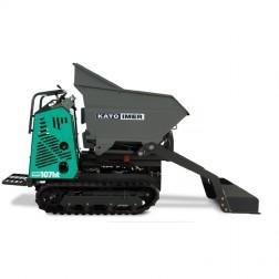 IMER Carry 107HT-G 11HP Honda Gas Hi-Tip Track Transporter 5221111101HD