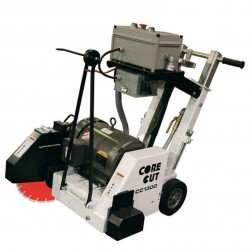 "CC1305E3XL-14 14"" Concrete Saw 5HP-230V-3PH Electric Diamond Products"