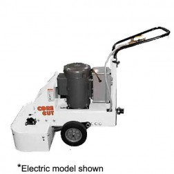 CC275E3 7.5HP-230V-3 Phase Dual Head Electric Floor Grinder