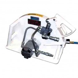 "HSBB24CCW 12 GPM Hydraulic 24"" Hand Saw Diamond Products"