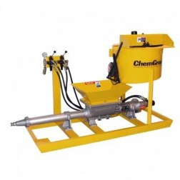 ChemGrout  CG-570/3C6/H Hydraulic Thick Mix Grouter w/mixer