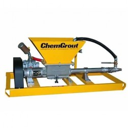 """ChemGrout CG-030 Hydraulic 3"""" Piston Grout Pump"""