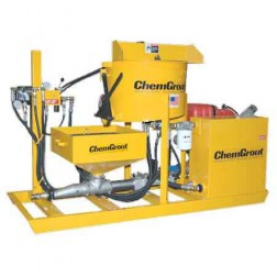 Chemgrout CG550-030-GHES Skid Mounted Gas/Hydraulic