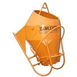 2 Yard Camlever Round Laydown Bucket RLD-200