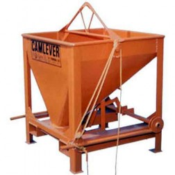 1-1/2 Yard Camlever Square Beam Bucket S-150