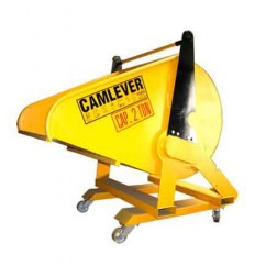 Camlever Forklift or Crane Recycler CFD-400