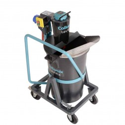 Collomix LevMix65 Heavy Duty Portable Tip and Pour Mixer