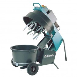 Collomix XM 2 650 Heavy Duty Forced-Action Mixer w/ Included Paddles