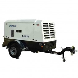 Rotair D425T4F 425 cfm Portable 132 HP T4F Diesel Powered Air Compressor