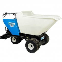 Bartell 17 Cu/Ft DB17 Poly Concrete Buggy