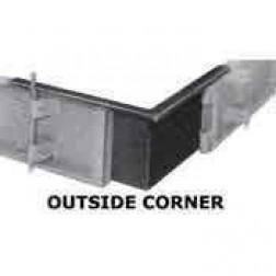 "18"" Steel Outside Corner Form"
