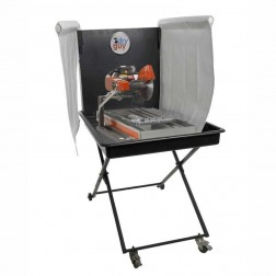 The Dry Guy Wet Tile Saw Containment  DG-SYSTEM