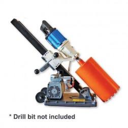 "Diteq Shibuya RH-1531ABV 10"" Core Drill w/Angle Base & Pump DR2024"