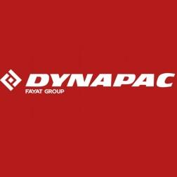 Dynapac Scraper set 33''