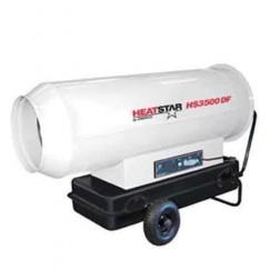 Enerco HeatStar HS3500DF Forced High Pressure Direct-Fired Heater 360,000 BTU