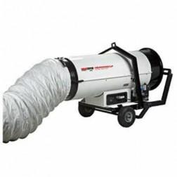 Enerco HeatStar HS4000NG/LP Dual Fuel Forced Air Heater 400,000 BTU