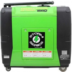 Lifan ESI 7000iER-EFI Digital Inverter Generator Recoil Start