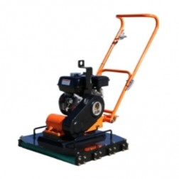 EZG Manufacturing Vibratory Roller Paver Compactor EVPC120